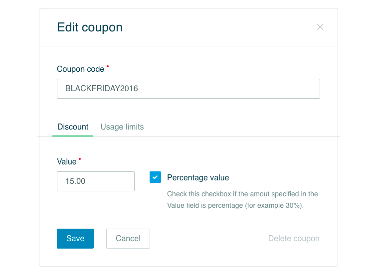 Coupon Codes For Marketplace Products October Cms
